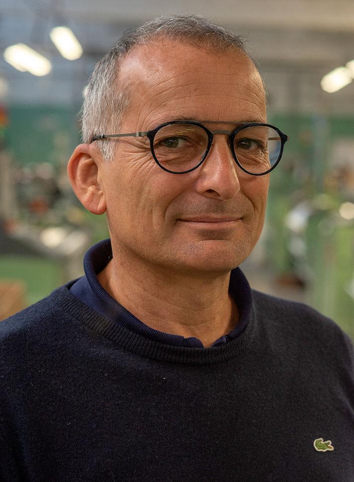 Marc Stevenin - Gérant de la société Stevtiss